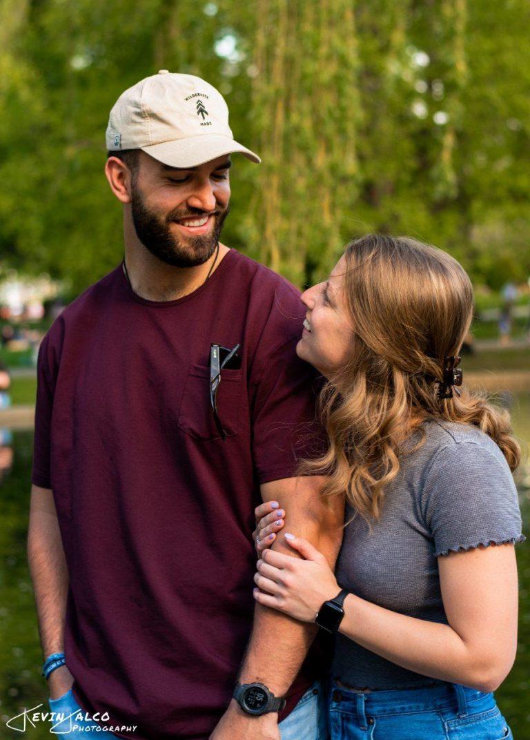 Image 3 of Kaleigh and Brad