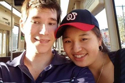 Image 1 of Lia and Jonathan
