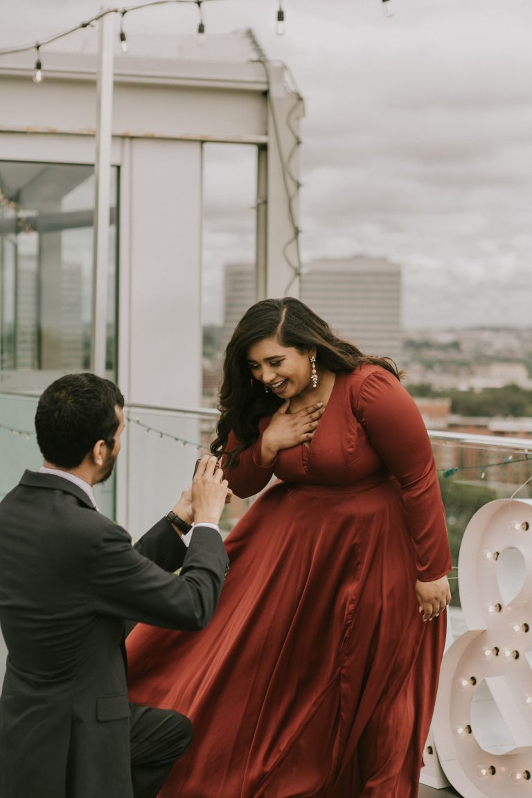 Image 1 of Alisha and Vivek