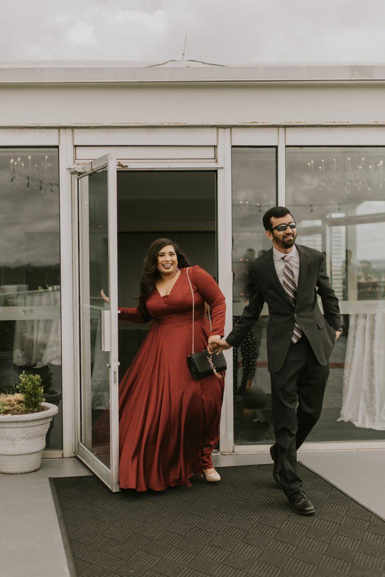 Image 2 of Alisha and Vivek