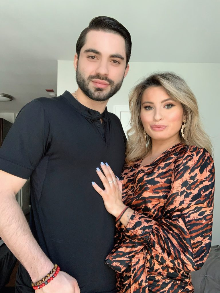 Image 1 of Ioanna and Michael
