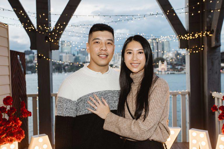 Image 1 of Samantha and Vinh