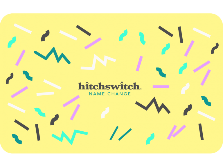 Hitchswitch engagement gift from mom