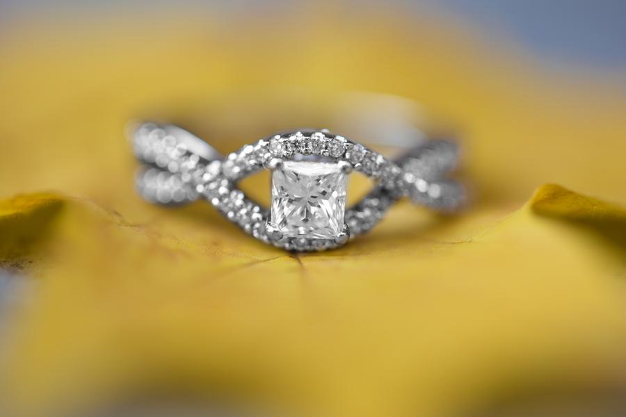 Image 3 of 38 Amazing Engagement Ring Photos