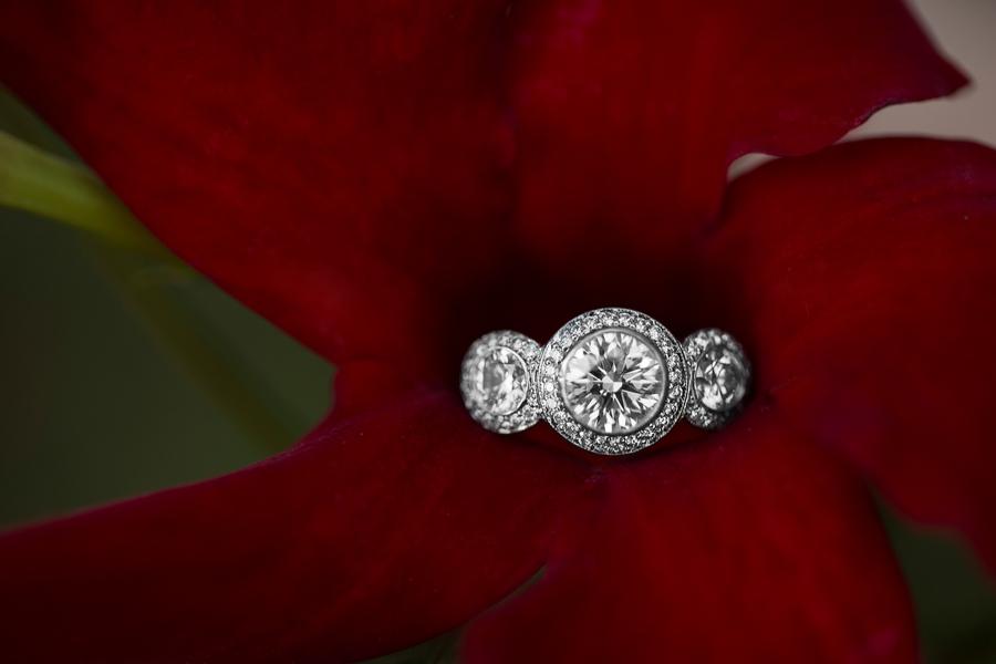 Image 4 of 38 Amazing Engagement Ring Photos