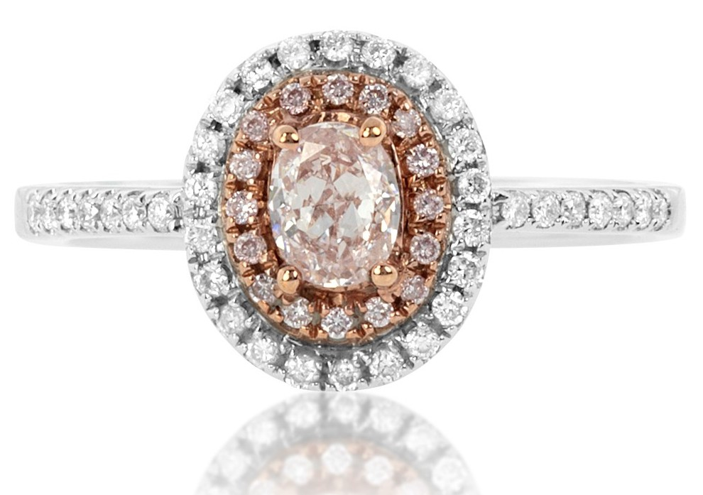 Image 4 of Colored Diamond Engagement Rings: What's the Buzz?