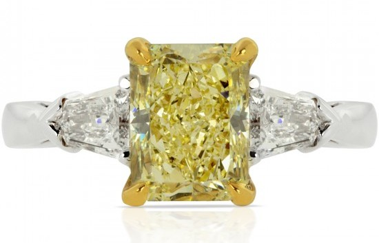 Image 10 of Colored Diamond Engagement Rings: What's the Buzz?