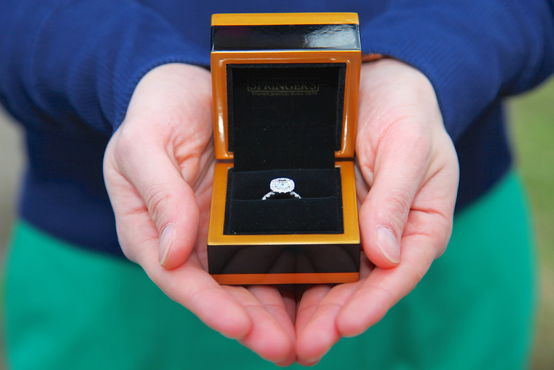 Image 4 of Latasha and Marc's Lighthouse Marriage Proposal
