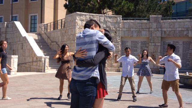 Jacob and Jacky adorable Flash Mob Proposal (5)