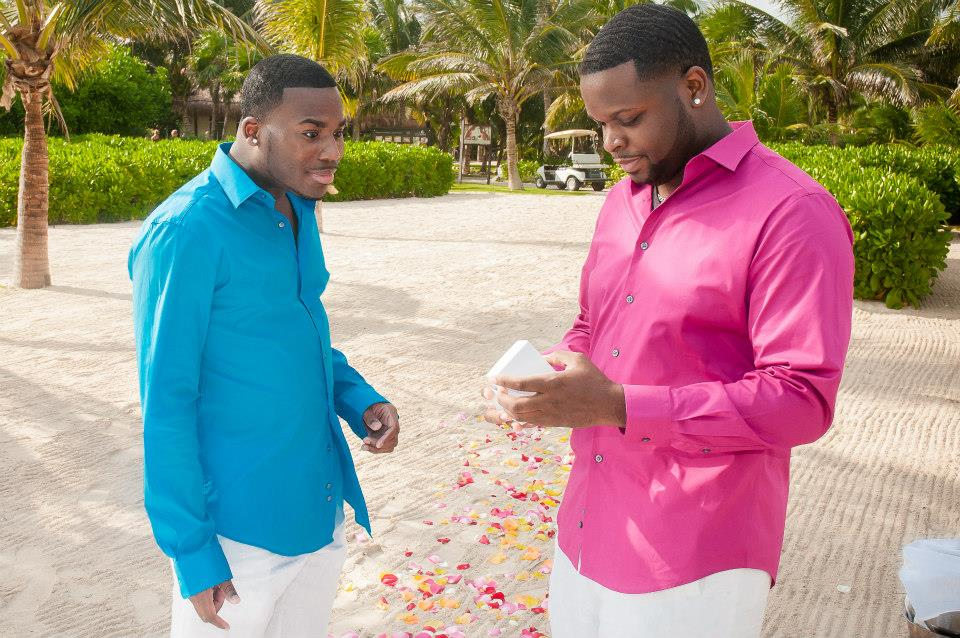 Image 10 of Jeff and Jeremiah's Crazy Emotional Proposal in Mexico
