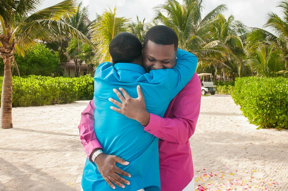 Image 15 of Jeff and Jeremiah's Crazy Emotional Proposal in Mexico