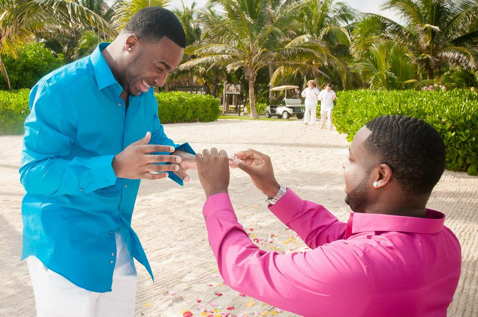 Image 13 of Jeff and Jeremiah's Crazy Emotional Proposal in Mexico