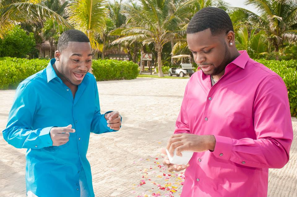 Image 2 of Jeff and Jeremiah's Crazy Emotional Proposal in Mexico