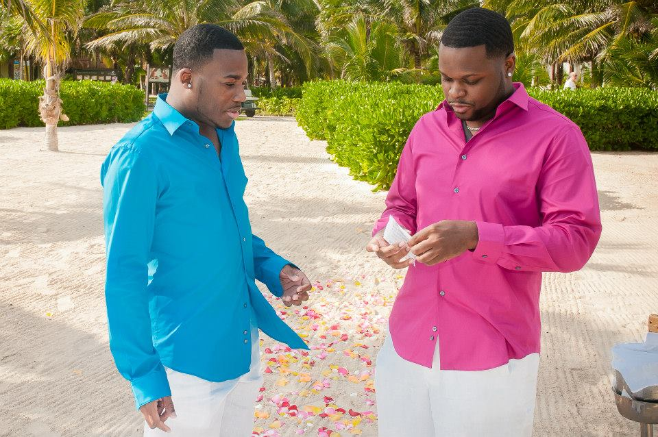 Image 9 of Jeff and Jeremiah's Crazy Emotional Proposal in Mexico