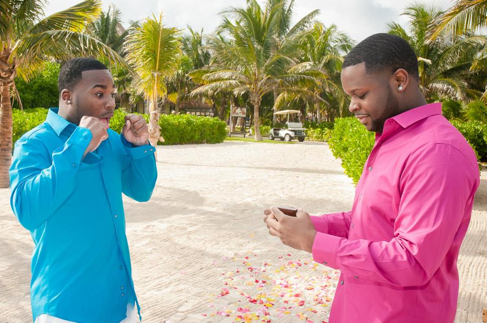 Image 11 of Jeff and Jeremiah's Crazy Emotional Proposal in Mexico