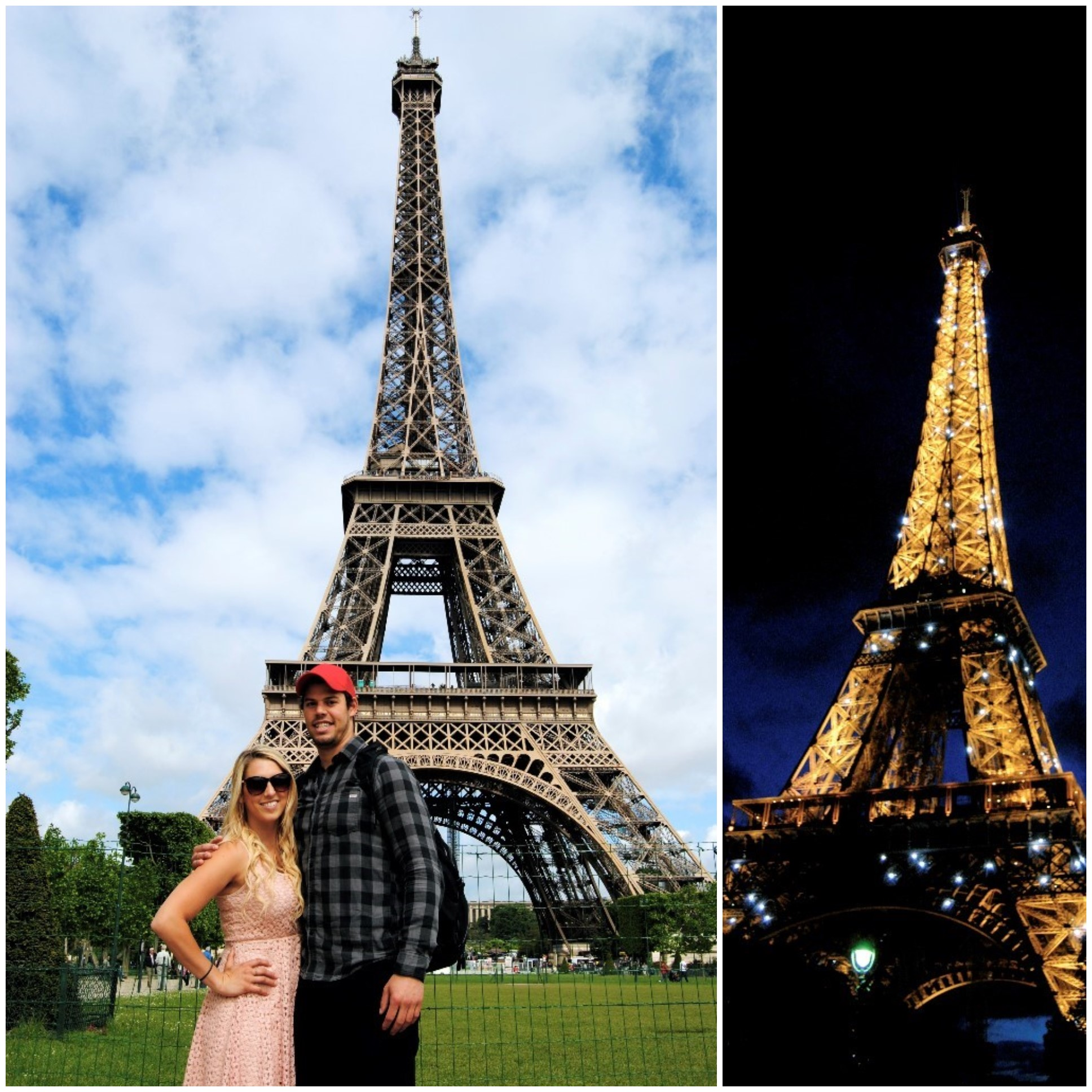 Romantic Marriage Proposal In Paris