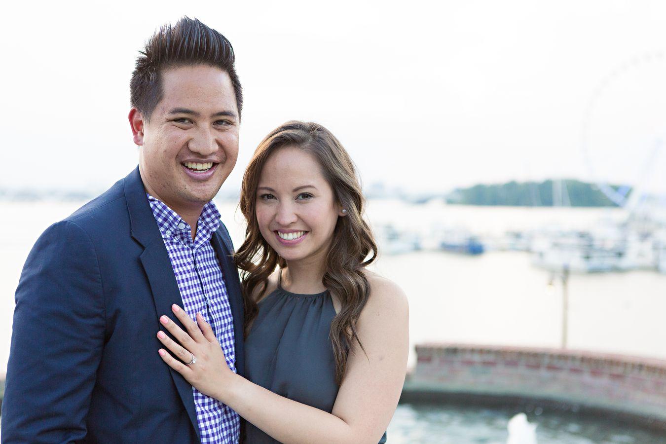 Michelle + Frank's surprise proposal14