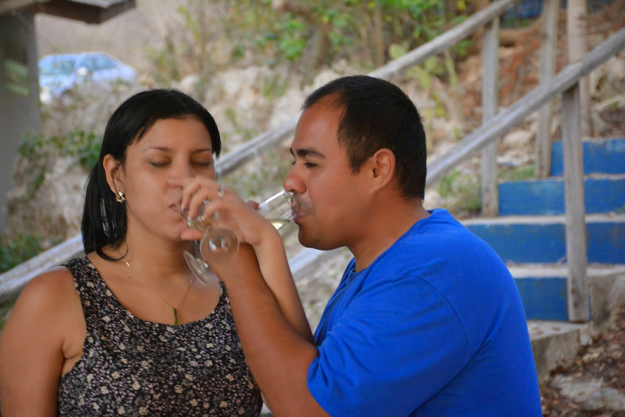 Image 4 of Carlos and Gabby's Proposal on the Island of Curaçao