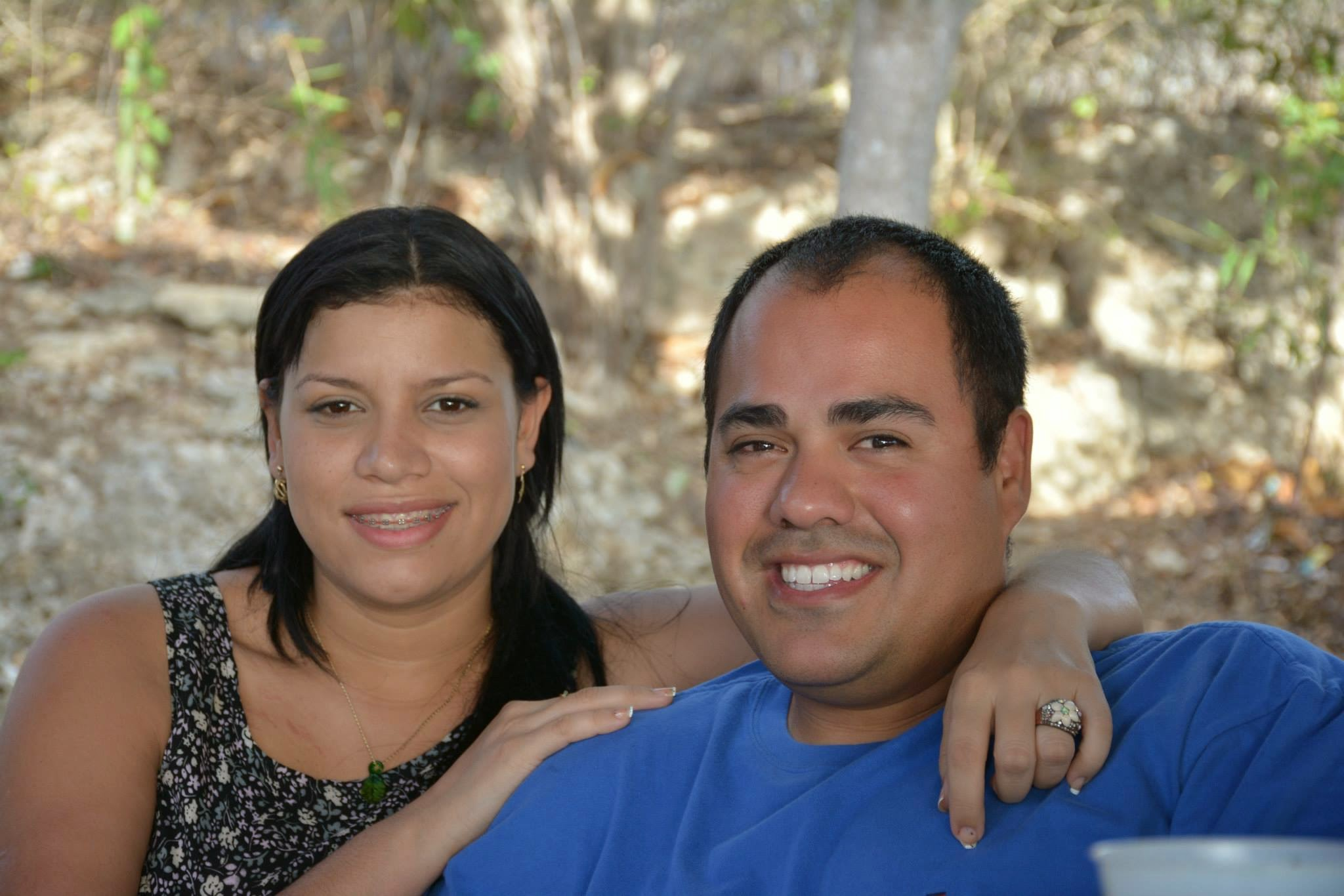Image 1 of Carlos and Gabby's Proposal on the Island of Curaçao