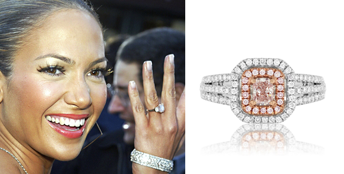 Image 7 of Colored Diamond Engagement Rings: What's the Buzz?