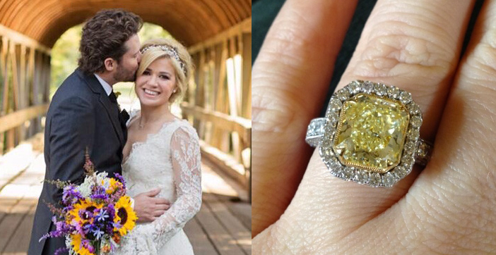 Image 5 of Colored Diamond Engagement Rings: What's the Buzz?