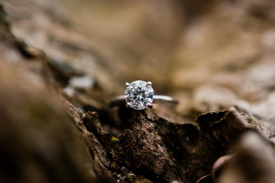 Image 30 of 38 Amazing Engagement Ring Photos